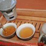 Hướng dẫn cách pha trà o long với 5 bước rõ ràng