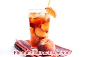 Huong Dan Cach Lam Tra Dao Ngon
