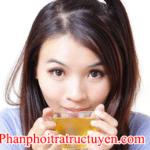Uống trà o long có giảm cân được không