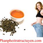 4 phương pháp dùng trà o long để giảm cân