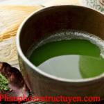 Trà xanh matcha uống có tốt cho sức khoẻ không